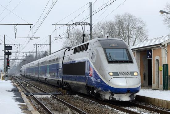 TGV Neige