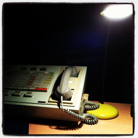 Téléphone automatique
