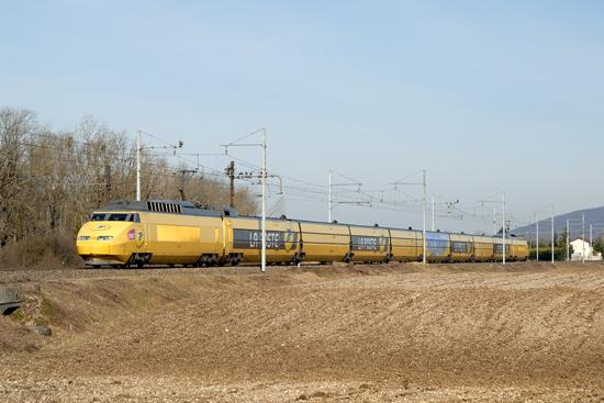 Rame TGV Postal