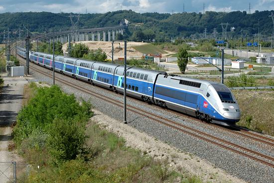 Rame TGV Duplex