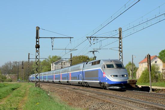 Rame TGV RD (Réseau Duplex)