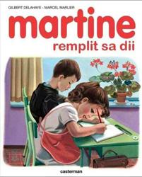 Martine remplit sa DII