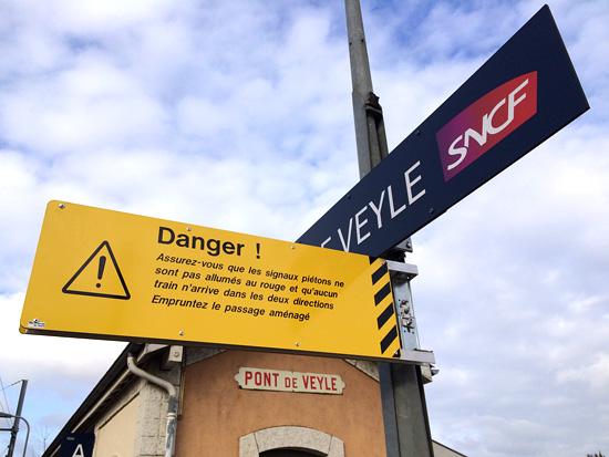 Ces avertissements ne sont pas là pour rien.